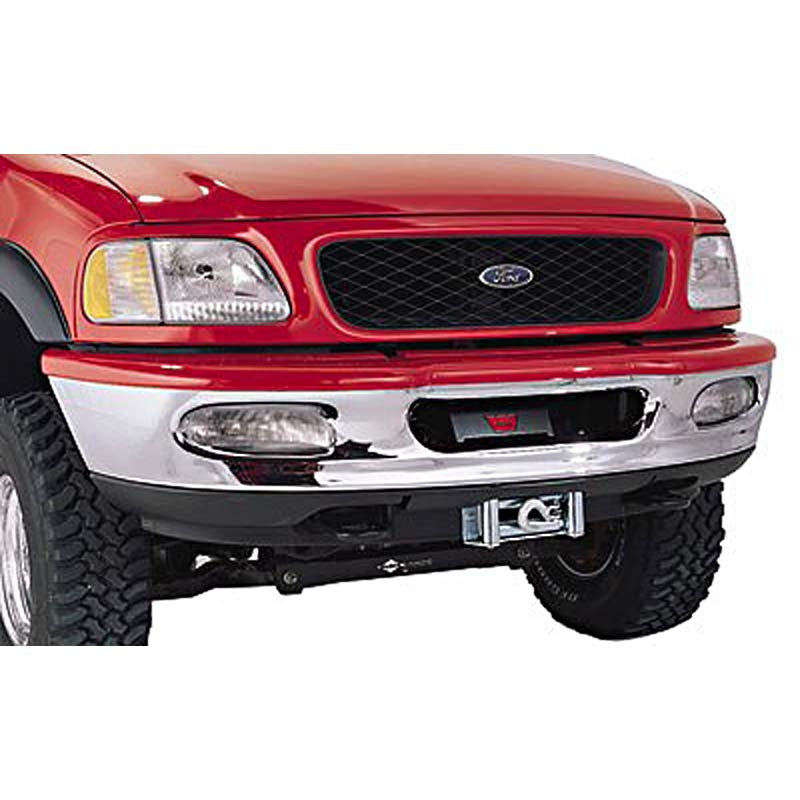 WARN Ford Super Duty Semi-Hidden Kit 1999-2004