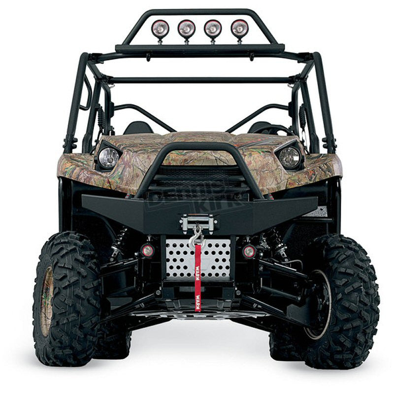 WARN Kawasaki Bumper With integrated winch mount