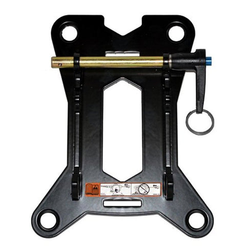 Portable 88480 Winch Carry Plate