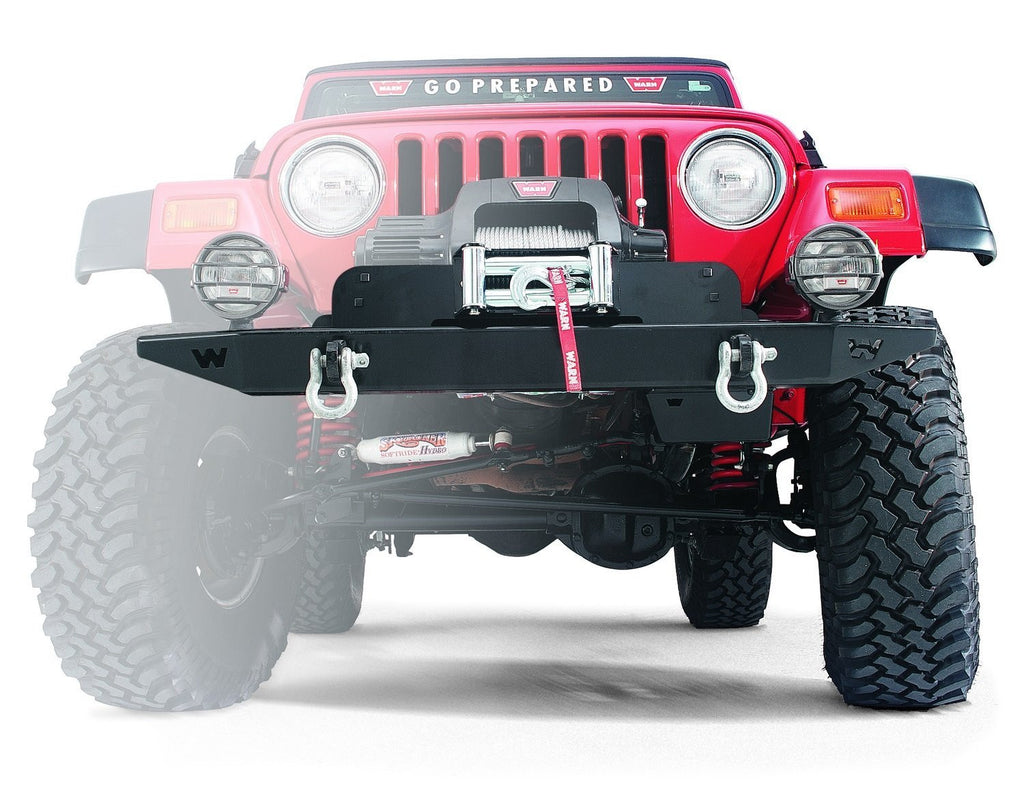 WARN  Rock Crawler Front Bumper 61853