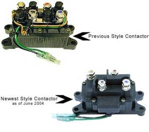 WARN 63070 12 Volt Contactor for late style winches
