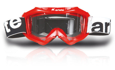 ARIETE Aria ATV Goggles Red