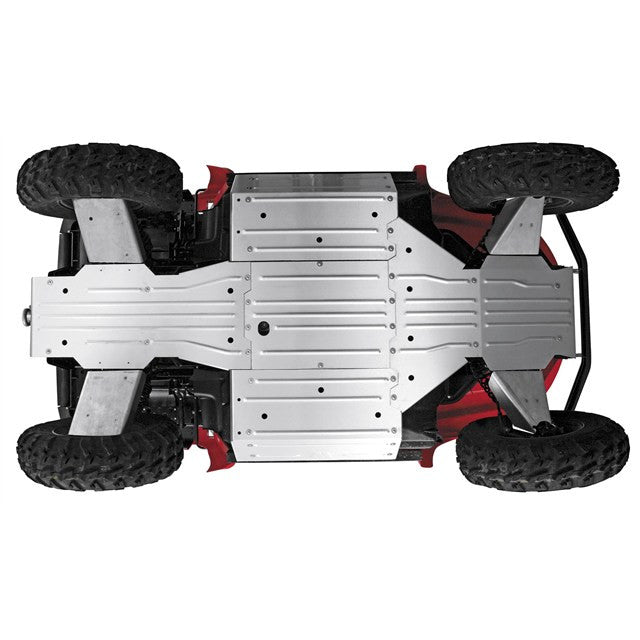 ATV Chassis Body Armor