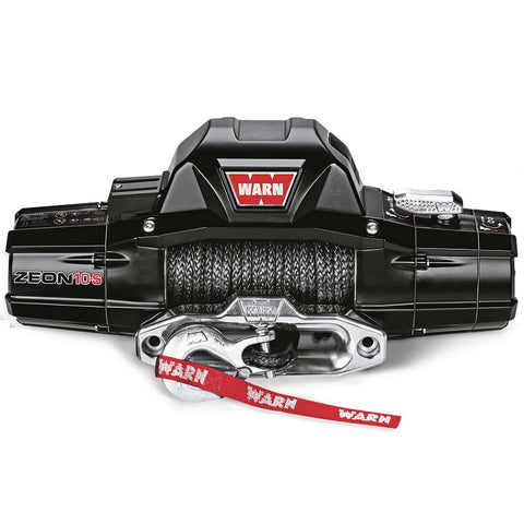 WARN 89611 Zeon 10-S Truck Synthetic Winch, Spydura Rope