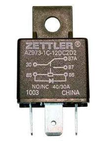 WARN 66510 ATV Electric Plow Lift Actuator Relay