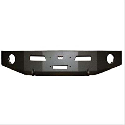 WARN Chevy Silverado Black Bumper Without Grill or Brush Guards 2011 - 2013