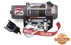 WARN XT15 Rugged Terrain Winch