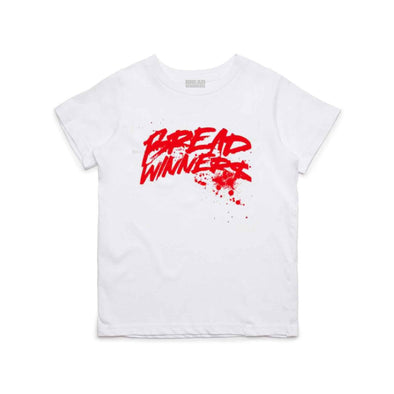 Bread Winner Splatter Tee - Kids