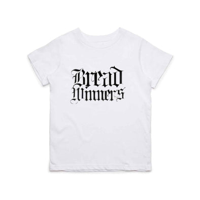 Bread Winner Old English Tee - Kids