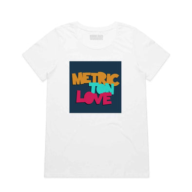 Metric Ton - Womens Tee
