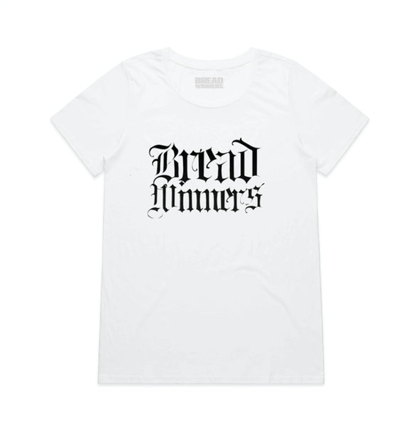 Bread Winners Old English - Womens Tee