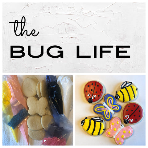 The Bug Life Deluxe Cookies To Decorate Kit