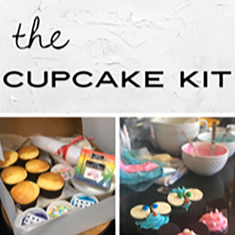 Deluxe Cupcake To Decorate Kit