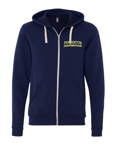 2015 Commemorative Unisex Full-Zip Hoodie