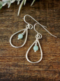 Blue Amazonite Droplet Set