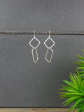 large-geometric-statement-silver-necklace-earrings-set