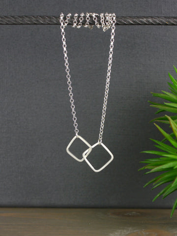 geometric-square-statement-handmade-silver-necklace