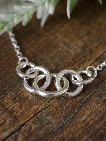 heavy-simple-everyday-chain-necklace-handmade-silver