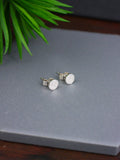 assymetrical-silver-stud-earrings