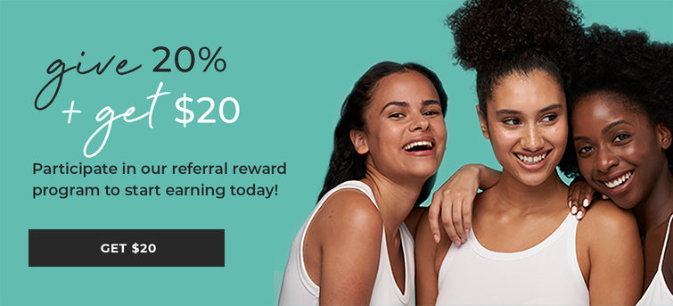 Participate in our referral reward program to start earning