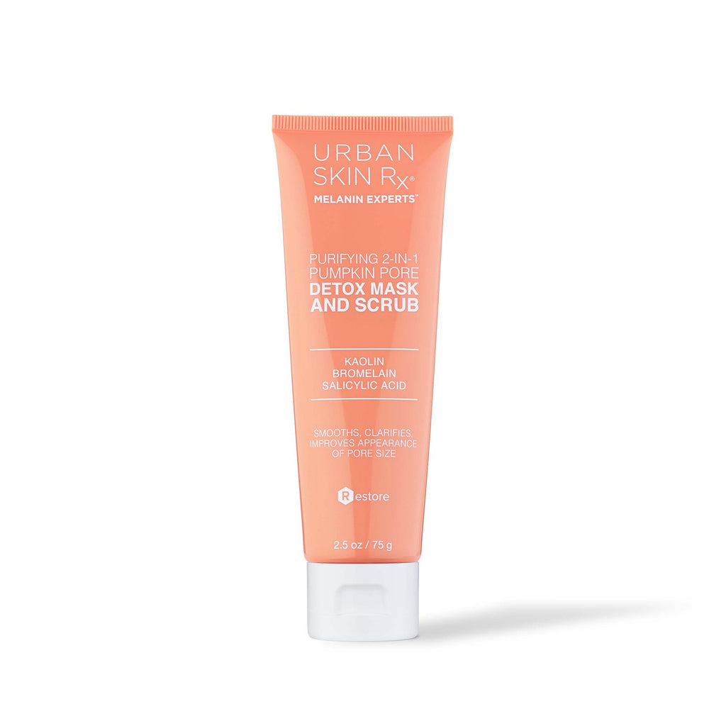Purifying 2-in-1 Pumpkin Pore Detox Mask & Scrub