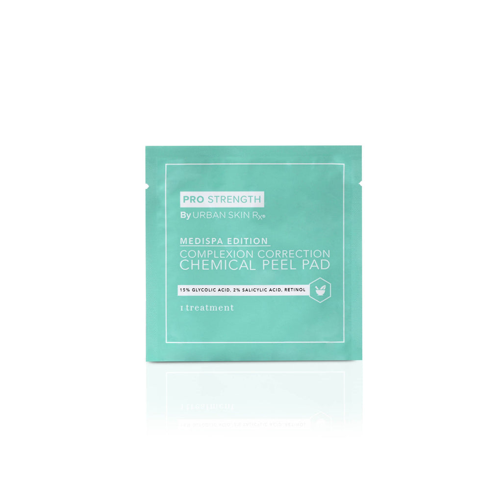 Complexion Correction Chemical Peel Pads 3 ct