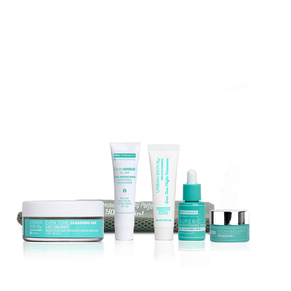 Dark Spot and Even Tone Essentials Travel Kit
