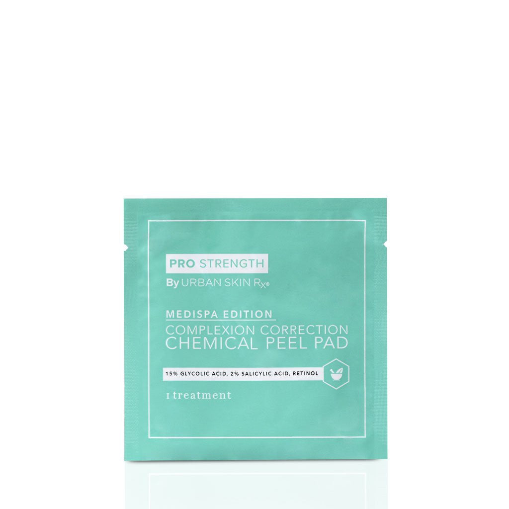 Complexion Correction Chemical Peel Pad Sample