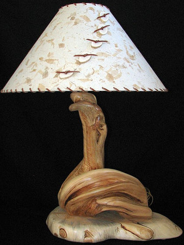 juniper floor and table lamps