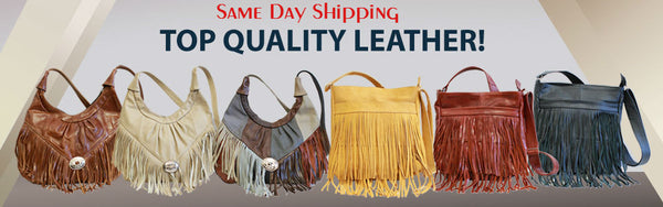 Same Day Shipping Wholesale Leather Handbags