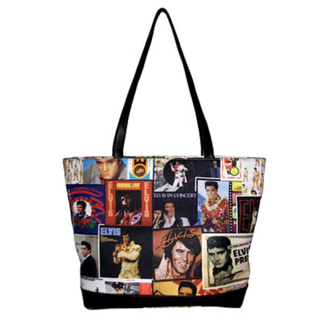 Elvis Presley shopper bag
