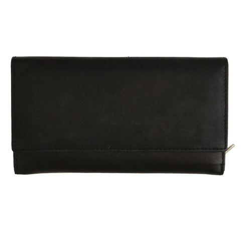 All You Can Carry Leather Women Wallet