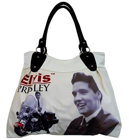 Licensed Elvis Presley Motorcycle Hobo