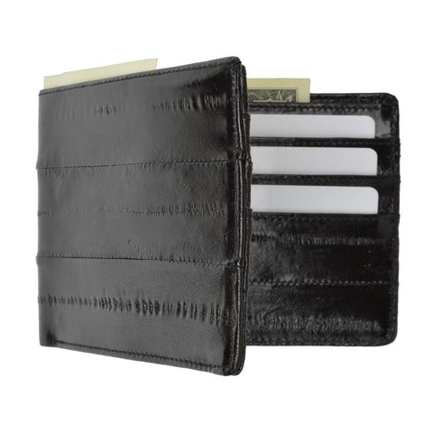 Genuine Eel Skin Wallet