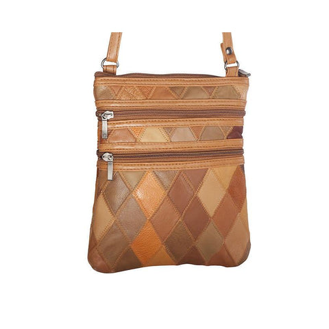 Slim Cross-Body - WholesaleLeatherSupplier.com