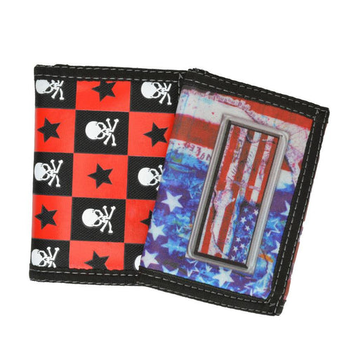 Sturdy Construction Men's Wallets - WholesaleLeatherSupplier.com  - 1