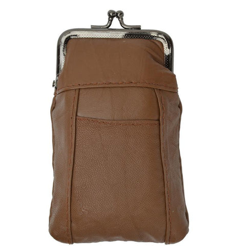 High quality genuine leather cigarette case - WholesaleLeatherSupplier.com