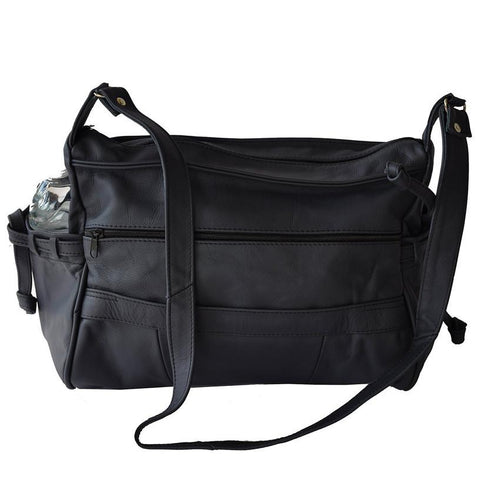Luxuries Genuine Leather Shoulder Bag Handbags WholesaleLeatherSupplier.com
