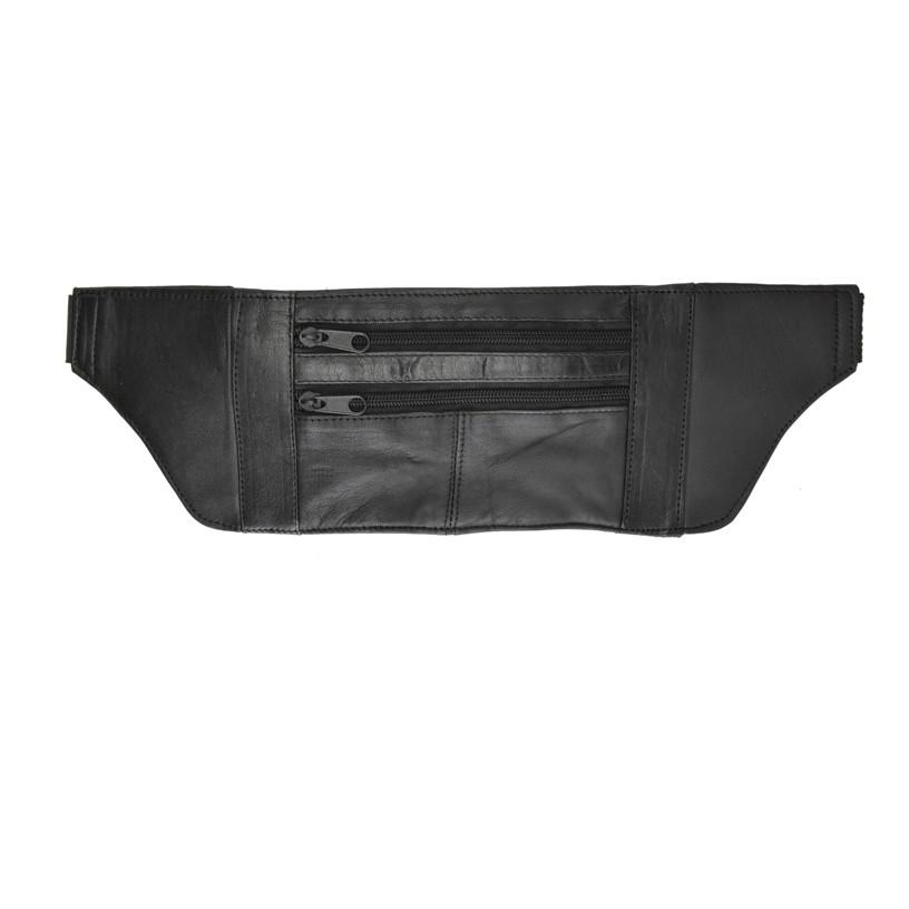 Waist PouchLeather Money Belt