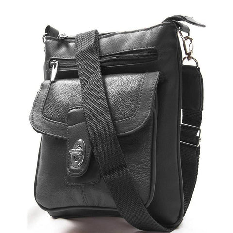Unisex Shoulder Cross-Body Bag