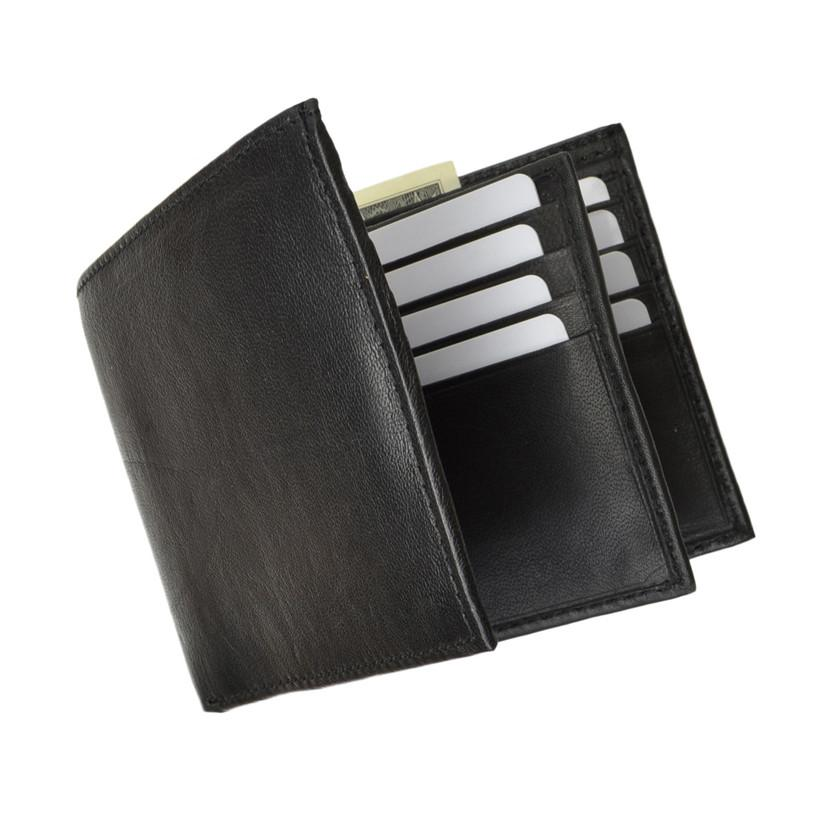 High Quality Men's Leather  Wallet - WholesaleLeatherSupplier.com