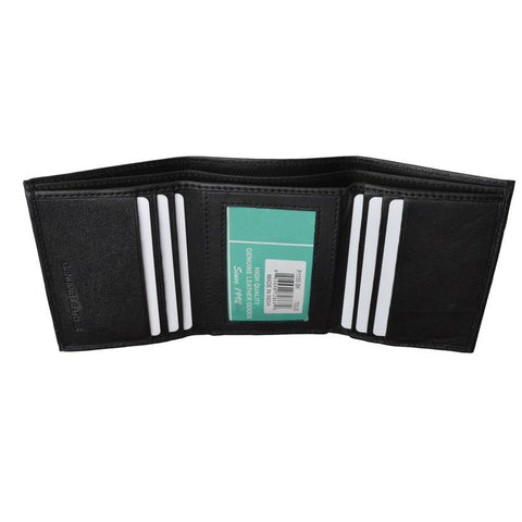 Men's 100% Genuine Leather Wallet - WholesaleLeatherSupplier.com  - 1