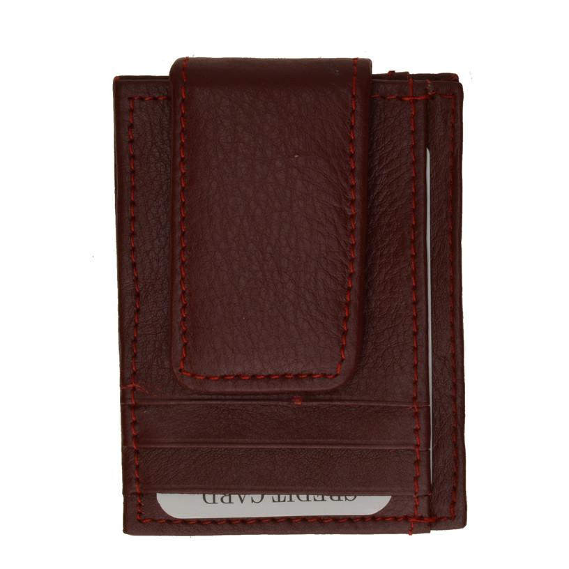 Leather Money Clip - WholesaleLeatherSupplier.com  - 1