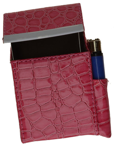 Soft Strong Leather Cigarette Case