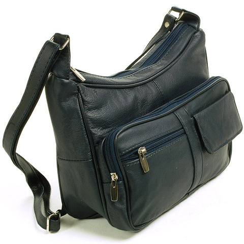 A Soft Genuine Leather Handbag