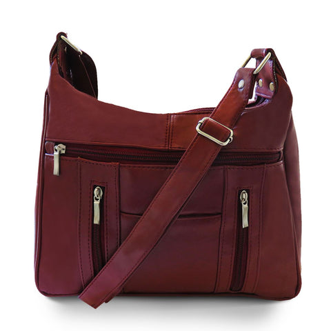 AAA Quality Lambskin Leather Purse For Women Lifetime Classic Style
