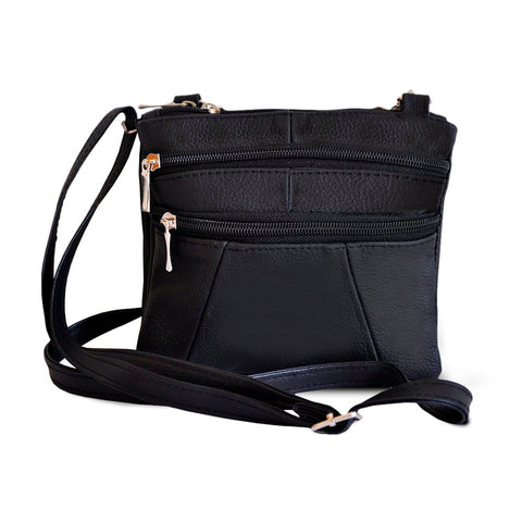Crossbody Waist Bag Leather Bag