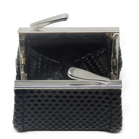 Lipstick Kiss Lock Coin Wallet
