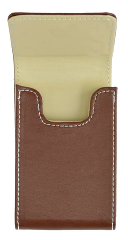 Genuine Leather Pull out Credit Cards holder - WholesaleLeatherSupplier.com  - 10