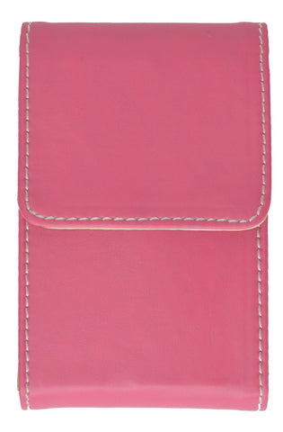 Genuine Leather Pull out Credit Cards holder - WholesaleLeatherSupplier.com  - 8